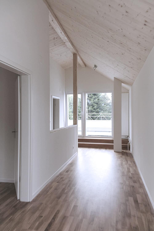 Stierli Architekten AG | Aufstockung Suhr